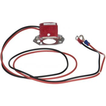 91762 Pertronix Ignitor II Electronic Module Conversion Kit suit Nissan Patrol TB42 Points Replacement