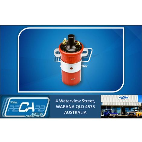 C80 - Fuelmiser Oil Filled Ignition Coil (used without Ballast Resistor) for various BMW, Mini, Toyota, Triumph, VW