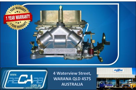 New 330 Holley Carburettor suit 6 Cylinder Motor Street Use