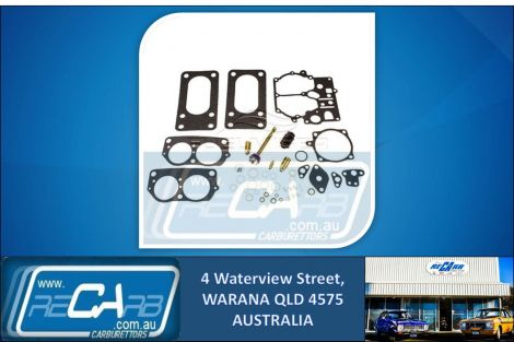 AN-103B Carb Rebuild Kit Suit 2F 3F Toyota Landcruiser Aisan Carburetor