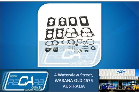 AN-121 Rebuild Kit Suits 22R Hilux - 2RZ & 4Y-C Hiace Aisan Carburettor