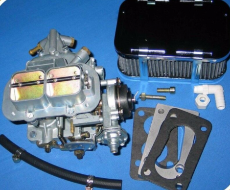 Mitsubishi L300 Starwagon Express Van Weber 32/36 DGEV Carburettor Conversion Kit