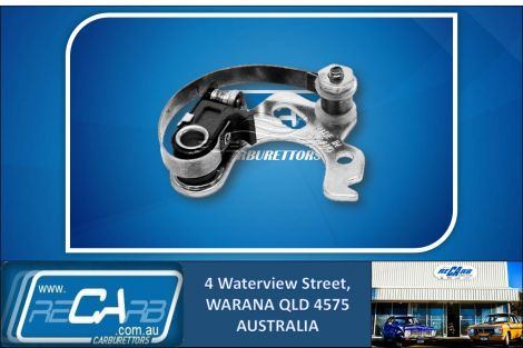 L19V - Fuelmiser Distributor Contact Set (Lucas System) for Early Holden, Ford Cortina, Jaguar, Mini, Triumph and Datsun