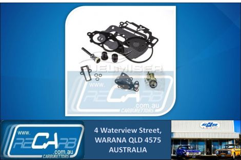 NK-579 Fuelmiser Carburettor Rebuild Kit Suits Nissan Navara & Pathfinder D21