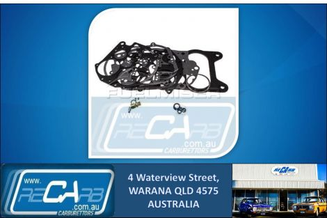 RT-602A Fuelmiser Carburettor Rebuild Kit Suits Holden Torana LX 5.0L