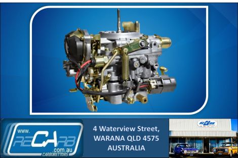 Reconditioned FACTORY GENUINE CARBURETTOR Carby suit Nissan Patrol RB30 3.0L