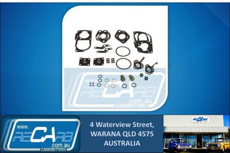 SX-701 Fuelmiser Carburettor Rebuild Kit for Volkswagen Kombi Type 2 1.6L