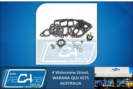 SX-703 Fuelmiser Carburettor Rebuild Kit Suits VW Type 3 - 1.6L